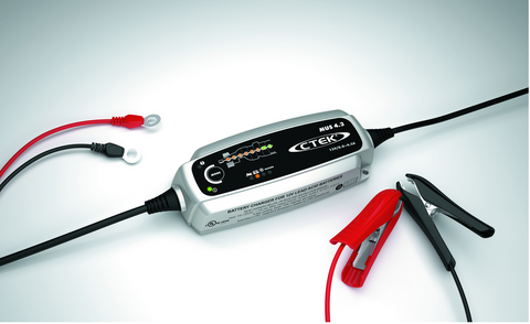 CTEK Battery Charger - Multi US 4.3 - 12V - Never Ending Details