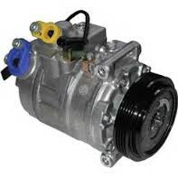NISSENS A/C COMPRESSOR WITH CLUTCH - BMW (5/6 SERIES) - Never Ending Details