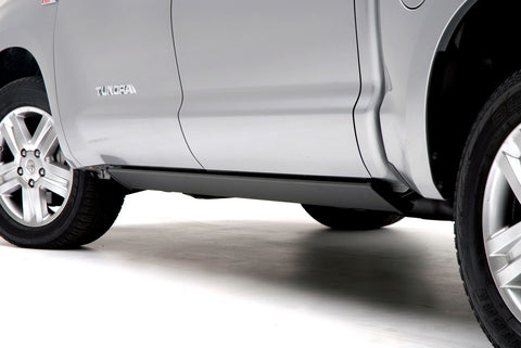 AMP Research PowerStep Electric Running Boards for 2007-2020 Toyota Tundra Double/Crew Cab, 2008-2017 Toyota Sequoia - Never Ending Details