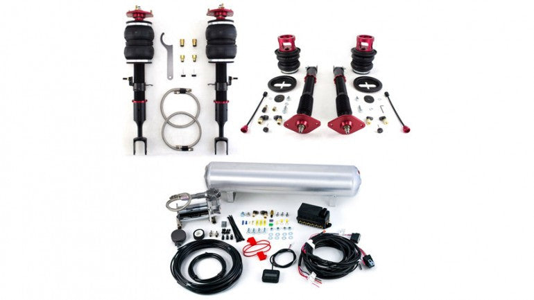 AIR LIFT PERFORMANCE DIGITAL COMBO KIT - Never Ending Details