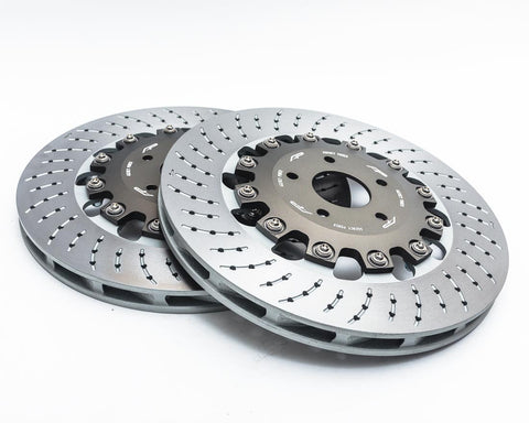 Agency Power 400x34mm Front Brake Rotor Upgrade - Nissan (GT-R) - Never Ending Details