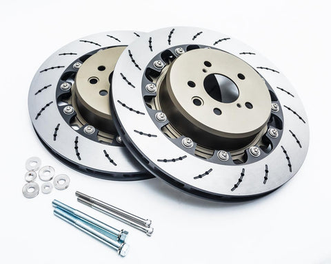 Agency Power 385x30mm Rear Brake Rotor Upgrade - Nissan (GT-R)
