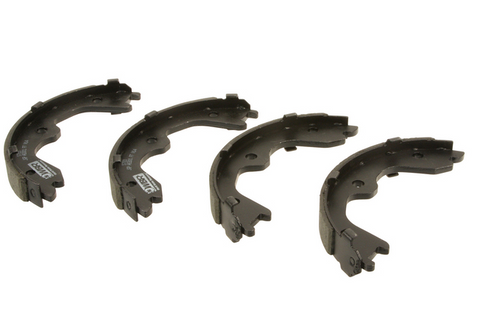 Aftermarket Parking Brake Shoe Set