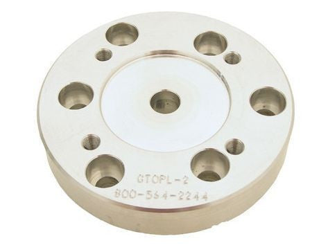 DriveShaft Shop Aluminum Conversion Plate - Pontiac (GTO)
