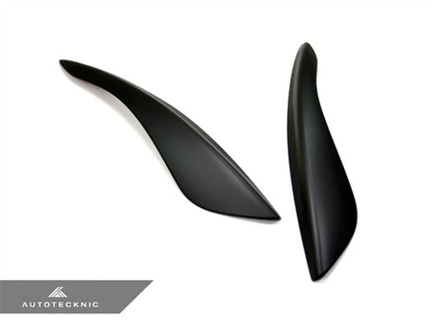 AUTOTECKNIC STEALTH BLACK HEADLIGHT COVERS - INFINITI (G35 COUPE) - Never Ending Details