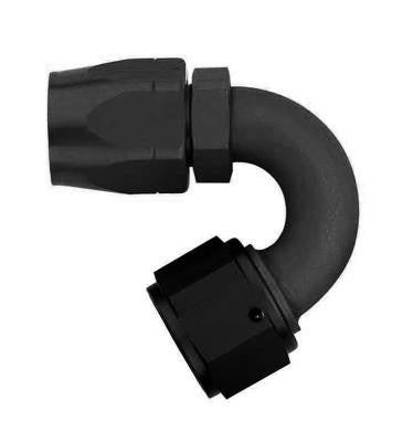 Aeroquip -6AN 150deg Non-Swivel Elbow Hose Fitting - FCM1052 - Never Ending Details