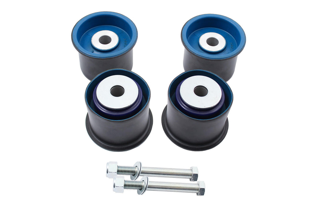 SuperPro Rear Diff Mount & Subframe Bushing Kit - (2015+ Mustang) - Never Ending Details