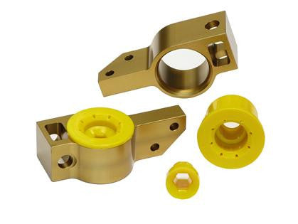 Whiteline Anti Lift Lower Control Arm Inner Rear Bushing KIT - VOLKSWAGEN (GOLF JETTA) - Never Ending Details