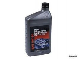 Synthetic Motor Oil 5W 30 / 5W30 / 5W-30; 12qt Case - BMW - Never Ending Details
