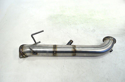 Agency Power Catless 3 inch Race Downpipe - Ford (Focus ST) - Never Ending Details