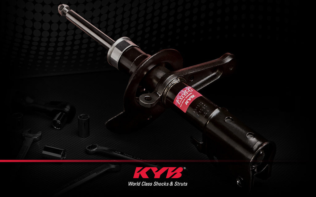 KYB Shocks and Struts Kit w/ Eibach Lowering Springs - Infiniti (G35) - Never Ending Details - 1