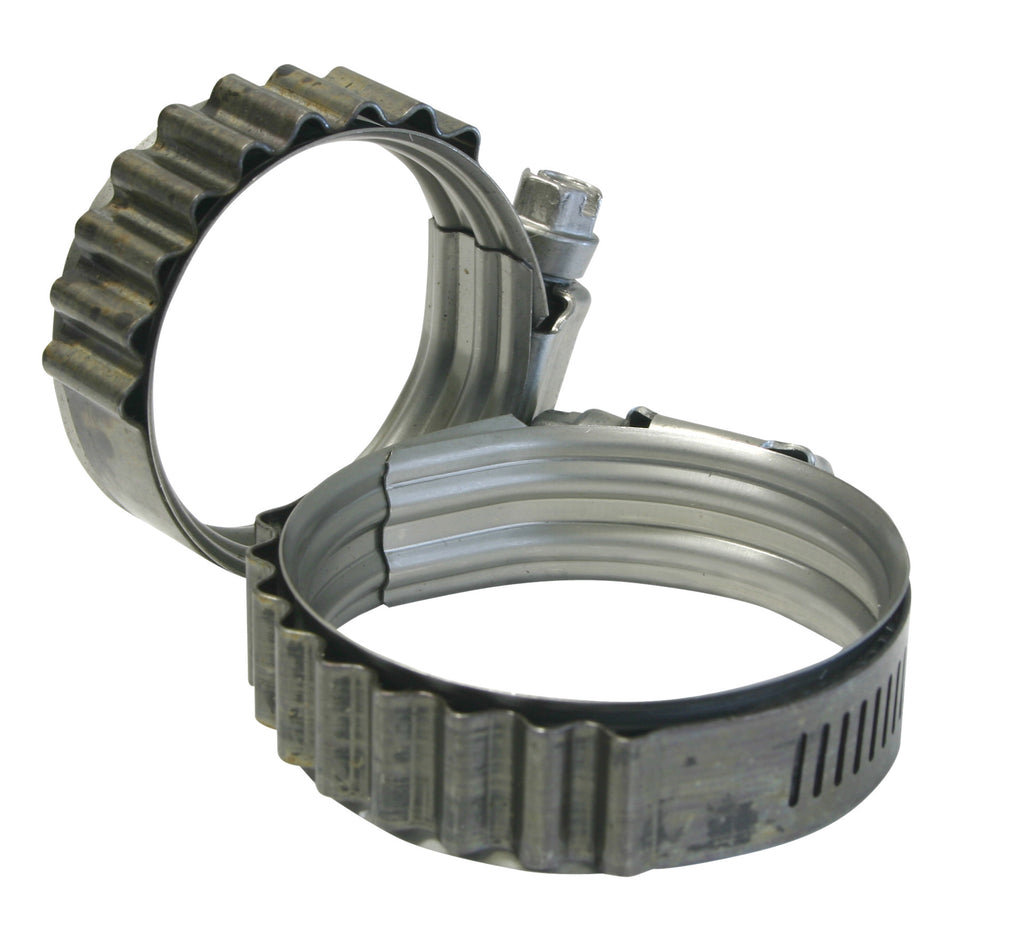 "Turbo Seal Tension Clamps 3.500-4.375"" - Never Ending Details"