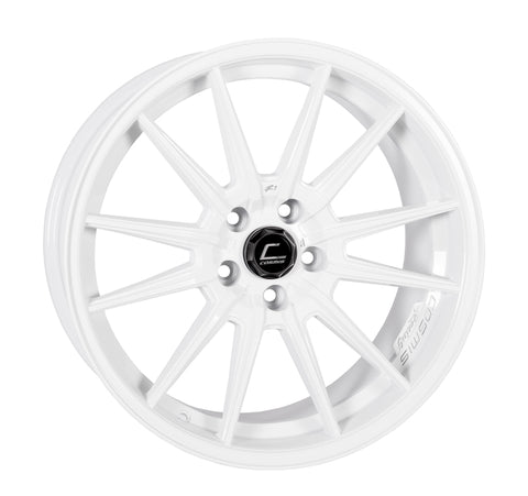 Cosmis Racing R1 White Wheel 19x9.5 +20mm 5x114.3
