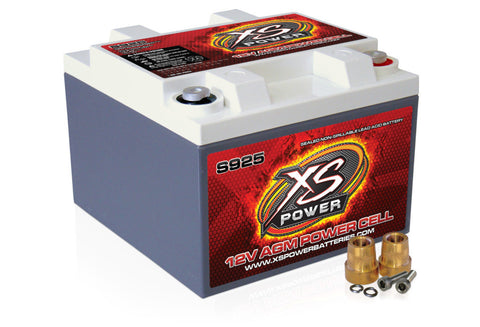 XS POWER S925 12 VOLT BATTERY - Never Ending Details