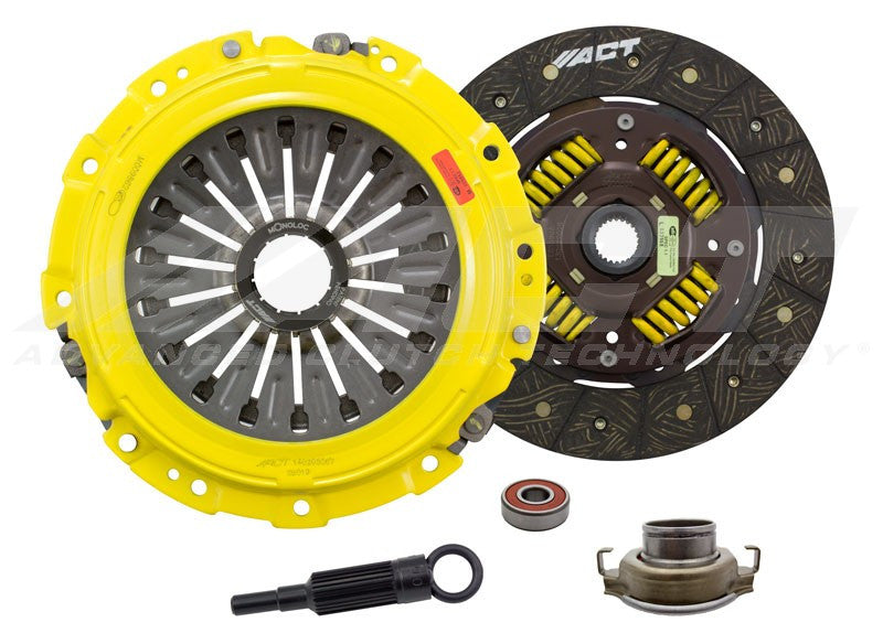 ACT HD Clutch Kit Performance Street Disc (SS) w/ Monoloc Collar - Subaru (STI) - Never Ending Details