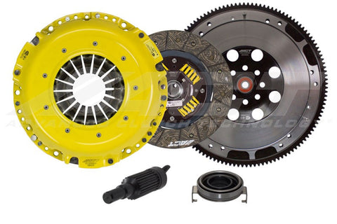 ACT HD Clutch Kit Performance Street Disc (SS) Includes Streetlite Flywheel - Never Ending Details