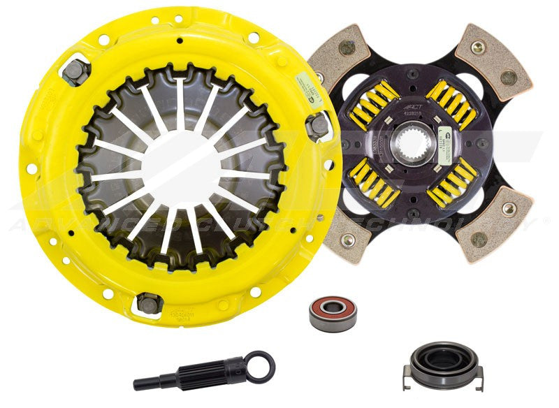 ACT HD Clutch Kit 4 Puck Sprung Disc - Never Ending Details