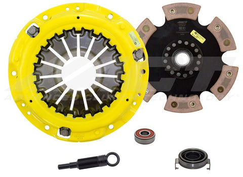ACT HD Clutch Kit 6 Puck Solid Disc - Never Ending Details