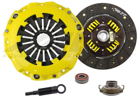 ACT HD Clutch Kit; Performance Street Disc (SS); w/ Monoloc Collar - Never Ending Details