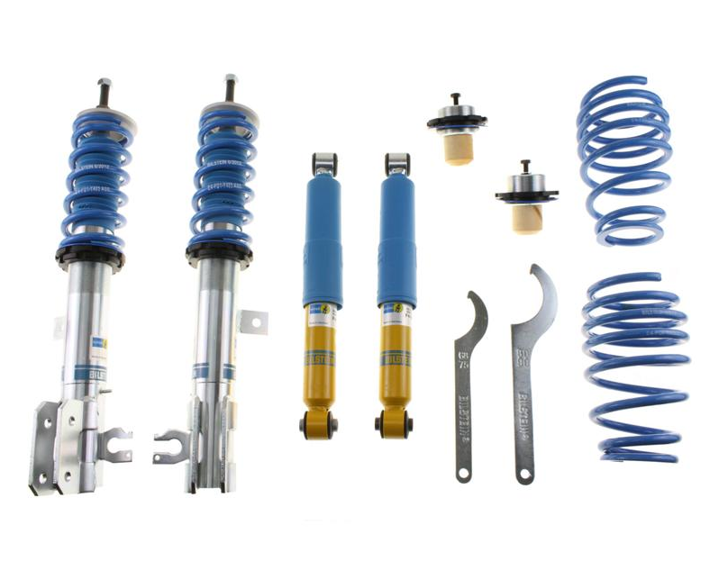 Bilstein B14 (PSS) Fiat 500 Front & Rear Performance Suspension Kit - Never Ending Details