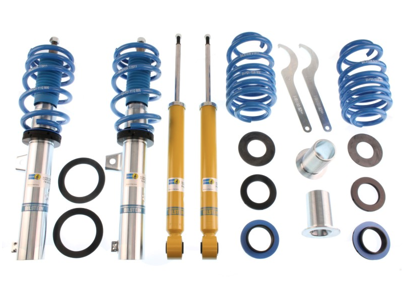 Bilstein B14 Volkswagen Golf Base Front and Rear Performance Suspension System - Never Ending Details