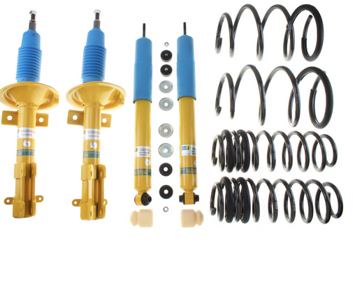 Bilstein B12 (Pro-Kit) Front & Rear Suspension Kit - FORD (MUSTANG GT) - Never Ending Details