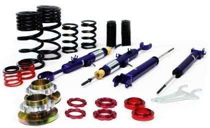 Tanabe Sustec Pro S-0C Coilovers - INFINITI (G35 Coupe) - Never Ending Details
