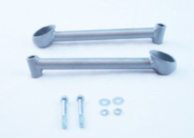 Whiteline Rear Swaybar Mount Support Brace Kit 08-11 WRX STi 09-11 Forester XT - Never Ending Details