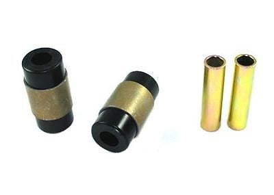 Whiteline Front Lower Inner Control Arm Bushing Kit - Nissan (350Z) - Never Ending Details