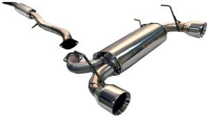 Tanabe Medallion Touring Catback Exhaust - INFINITI (G35 Coupe) - Never Ending Details