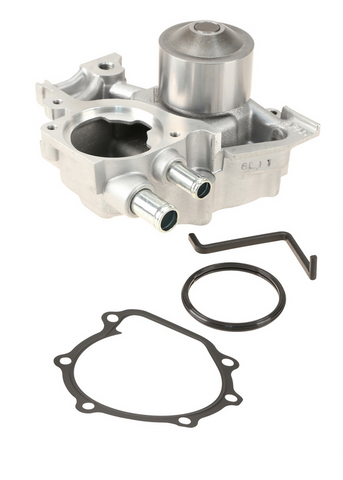 Aisin OE Replacement Water Pump - Subaru (Forester XT / WRX) - Never Ending Details