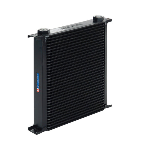 Koyo 35 Row Oil Cooler Universal - Black - Never Ending Details