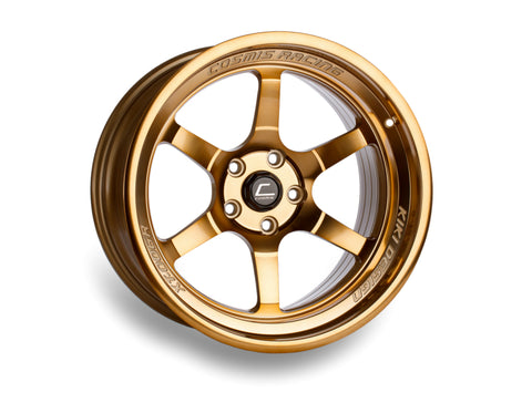 Cosmis Racing XT-006R Hyper Bronze Wheel 18x9 +35mm 5x114.3