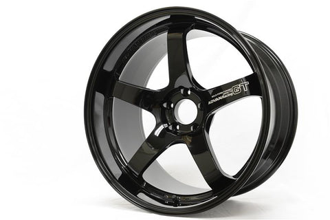 Advan GT Premium Version 20x10.0 +35 5-114.3 Racing Gloss Black Wheel