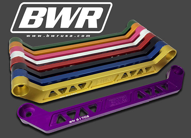 Blackworks Billet Rear Tie Bar - ACURA (RSX DC5) - Never Ending Details
