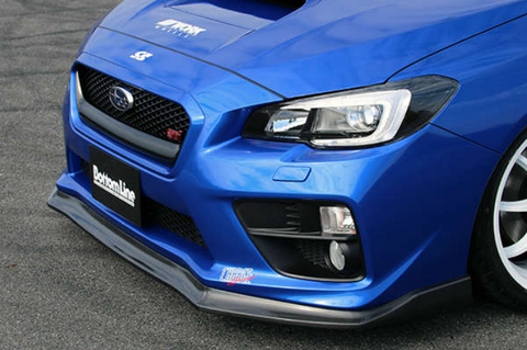 Charge Speed BottomLine Carbon T-1 Front Lip - Subaru (STI) - Never Ending Details