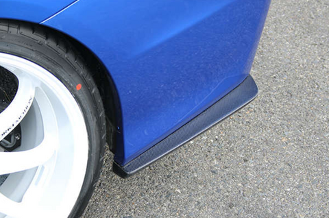 Charge Speed BottomLine Carbon T1 Rear Caps - Subaru (STI) - Never Ending Details