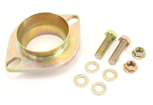 "GrimmSpeed Subaru 3"" DP to OEM Midpipe Adaptor Kit - Never Ending Details - 1"