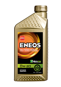 ENEOS 0W-20 High Performance Fully Synthetic Motor Oil - Quart