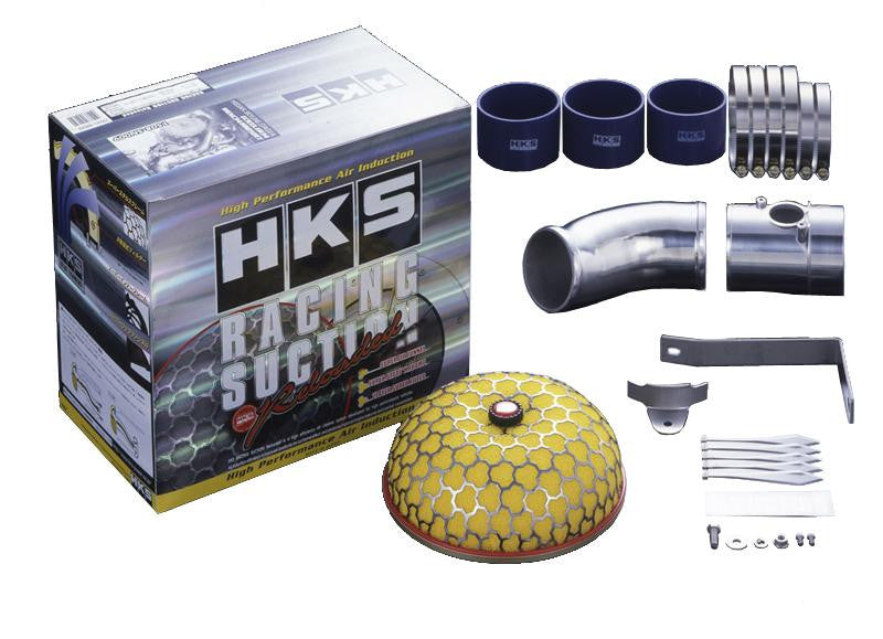 HKS Racing Suction Reloaded Kit - Never Ending Details