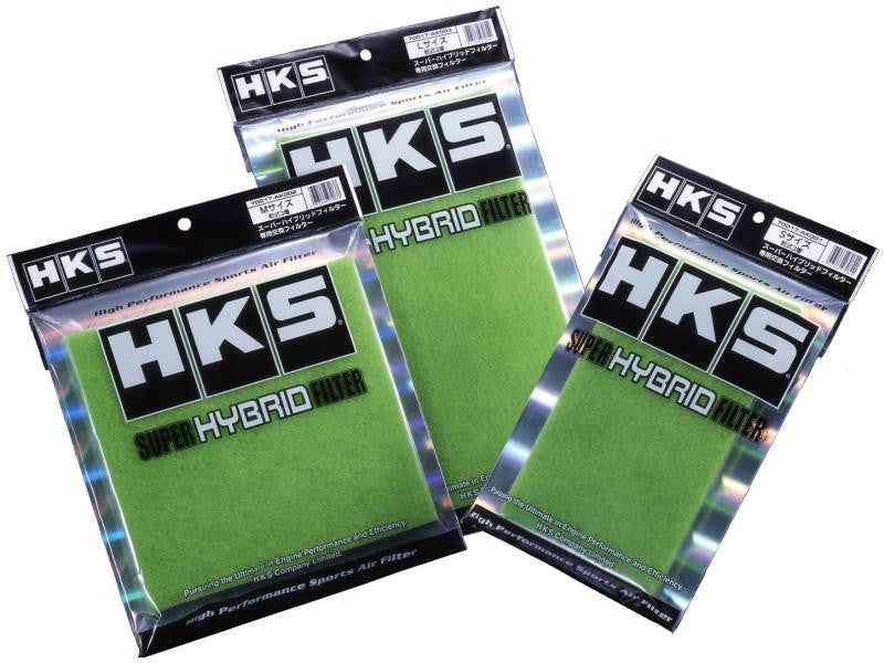 HKS Super Hybrid Filter Replacement Element - Never Ending Details