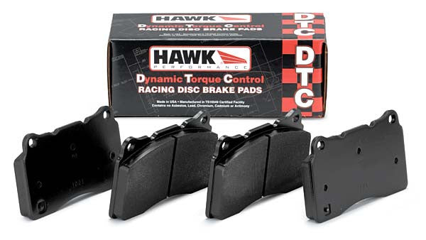Hawk DTC60 Track Only Pads w/ Akebono - Infiniti (Q50S) - Never Ending Details