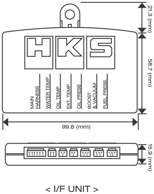 HKS RS DB Meters - Never Ending Details