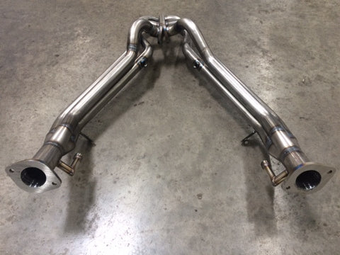 RPM VQ35DE Long Tube Headers - Never Ending Details