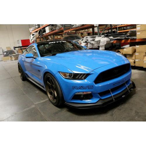 APR Front Wind Splitter - Performance Package- (2015+ Mustang GT)