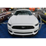 APR Front Wind Splitter - Non Performance Package- (2015+ Mustang GT)