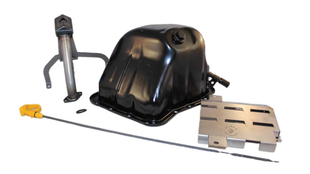 Killer B Ultimate OEM Oil Pan Kit - Subaru (WRX STI EJ205 Ej257) - Never Ending Details