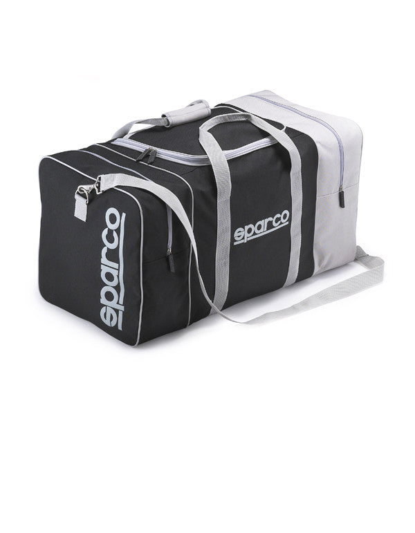 Sparco Bag Trip 2 Black/Grey - Never Ending Details