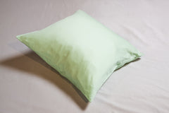 Organic cotton sateen Cushion Covers - Dreamdesigns.ca