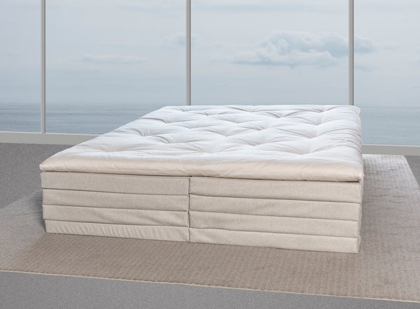 """La Luna 12"" modular latex mattress"